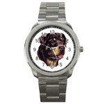 Rottweiler ^ Sport Metal Watch