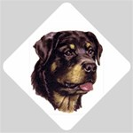 Rottweiler ^ Car Window Sign
