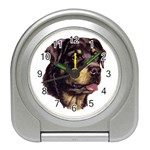 Rottweiler ^ Travel Alarm Clock