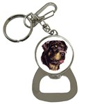 Rottweiler ^ Bottle Opener Key Chain
