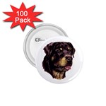 Rottweiler ^ 1.75  Button (100 pack)