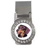Dachshund Wiener Dog ^ Money Clip (CZ)