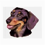 Dachshund Wiener Dog ^ Glasses Cloth (Small)