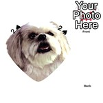 Lhasa Apso ^ Playing Cards 54 (Heart)