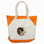 Lhasa Apso ^ Accent Tote Bag