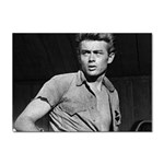 James Dean ^ Sticker (A4)