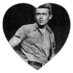 James Dean ^ Jigsaw Puzzle (Heart)