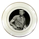James Dean ^ Porcelain Plate