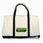 Green Party ^ Two Tone Tote Bag