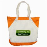 Green Party ^ Accent Tote Bag