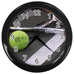 Tennis ^ Wall Clock