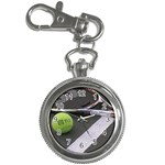 Tennis ^ Key Chain Watch