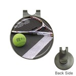 Tennis ^ Golf Ball Marker Hat Clip