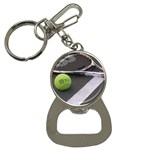 Tennis ^ Bottle Opener Key Chain