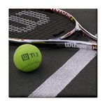 Tennis ^ Tile Coaster