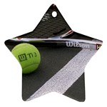 Tennis ^ Ornament (Star)