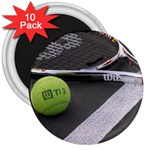 Tennis ^ 3  Magnet (10 pack)