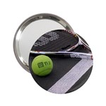 Tennis ^ 2.25  Handbag Mirror