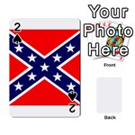 Confederate Rebel Flag ^ Playing Cards 54 Designs