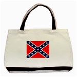 Confederate Rebel Flag ^ Classic Tote Bag (Two Sides)