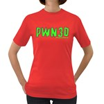 PWN3D Women s Dark T-Shirt