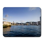 HK harbour Small Mousepad
