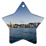 HK harbour Ornament (Star)