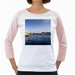 HK harbour Girly Raglan