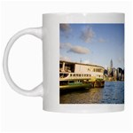 HK harbour White Mug