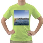 HK harbour Green T-Shirt