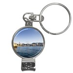 HK harbour Nail Clippers Key Chain