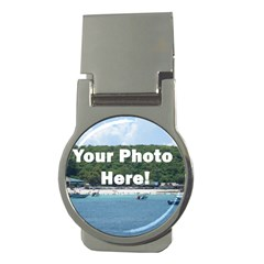 Make Your Own Money Clip (Round) from SnappyGifts.co.uk Front