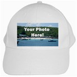 Your Photo Here copy White Cap