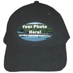 Your Photo Here copy Black Cap
