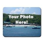 Your Photo Here copy Small Mousepad