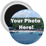 Your Photo Here copy 3  Magnet