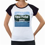 Your Photo Here copy Women s Cap Sleeve T