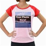 Your Photo Here copy Women s Cap Sleeve T-Shirt
