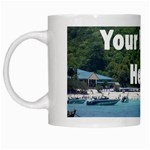 Your Photo Here copy White Mug