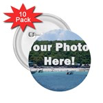 Your Photo Here copy 2.25  Button (10 pack)