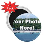 Your Photo Here copy 2.25  Magnet (10 pack)