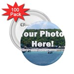 Your Photo Here copy 2.25  Button (100 pack)