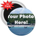 Your Photo Here copy 3  Magnet (10 pack)