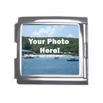 Your Photo Here copy Mega Link Italian Charm (18mm)