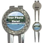 Your Photo Here copy 3-in-1 Golf Divot