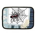 Spider in web Netbook Case (Medium)