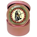 Horse head Jewelry Case Clock