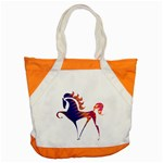 Prancing horse Accent Tote Bag