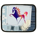 Prancing horse Netbook Case (Large)