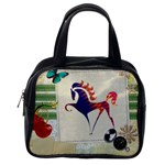 Prancing horse Classic Handbag (One Side)